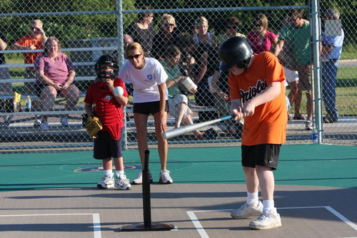 Allouez Optimists - Miracle League of Green Bay