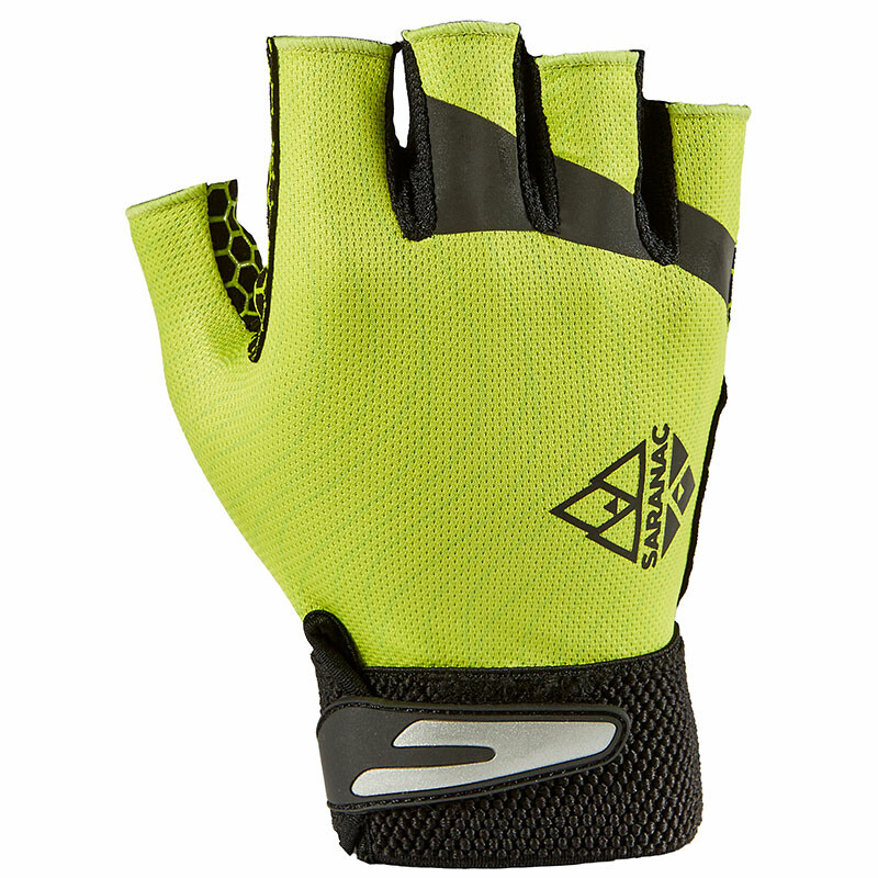 SC0008 Cool Stretch Half Finger Cycling Glove