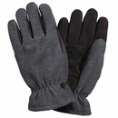 SA0182 FLEECE DEER SKIN SUEDE GLOVE